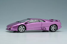 MakeUp / EIDOLON EM322A 1:43 Lamborghini Diablo SE30 1993 metallic purple