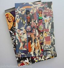 ROTELLA! Swatch ART Special Pack By MIMMO ROTELLA-NIP!