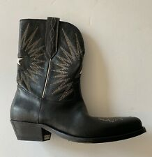 golden goose black WISH star Boots it35 usa 4.5 NEW