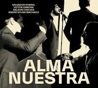 Sobral,Salvador & Nuestra,Alma - Alma Nuestra CD NEU OVP