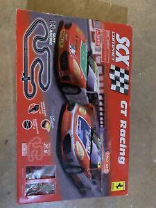 SCX  compact GTC Racing set