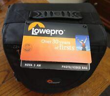 Lowepro Nova 3 AW Photo/Video Bag - NEW - Free Shipping!!