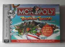 Tropical tycoon monopoly new & factory sealed