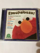 Elmopalooza! [Blister] by Sesame Street (CD, Mar-1998, Sony Music Distribution …