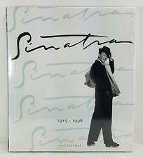Sinatra Portrait of the Artist by Ray Coleman New Shrink Wrapped Hardcover 1998