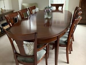 Grange Extendable Dining Table with 8 Chairs