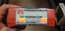 Hornady 546228 .223 Remington Full Length Die Set