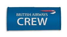 CREW- Luggage Handles Wraps British Airways