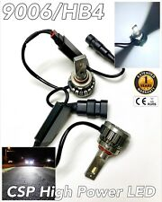 Low Beams R6 Canbus 9006 HB4 High Power CSP LED Bulb 6000K Xenon White M1 MR