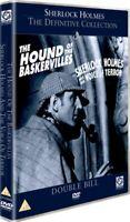 Neuf Sherlock Holmes - The Hound Of The Baskervilles / Voix De Terror DVD