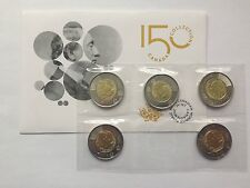 2015 Sir John A. Macdonald Coin Pack - SALE 10% OFF
