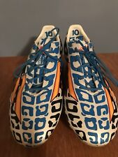 Adidas Men F30 Trx Fg Messi Battle Pack World Cup 2014 Cleats , Size: 13