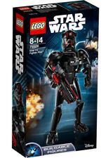 LEGO Set 75526 STAR WARS Elite Tie Fighter Pilot Buildable Figure New Boxed