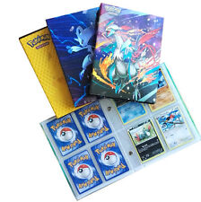 1X Pokemon Card Folder Hard Cover Binder A5 Trading Cards Protection Boy's Gifts
