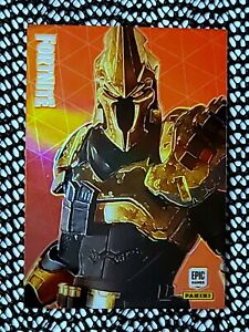 ULTIMA KNIGHT OPTICHROME LEGENDARY OUTFIT #186 Fortnite Series 2 🔥 Pack Fresh!!
