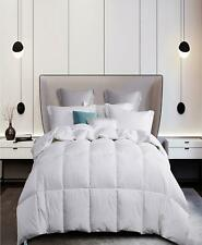 Martha Stewart Down and Feather 240 Tc 100% Cotton Twin Comforter $280