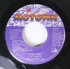 Soul 45 Bruce Willis - Fun Time / Respect Yourself On Motown
