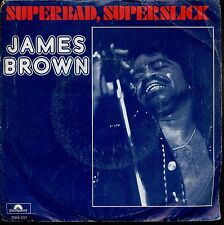7inch JAMES BROWN Superbad, superslick HOLLAND +PS EX/VG++1975