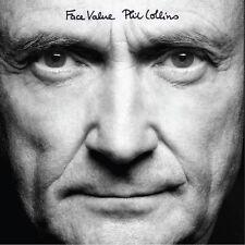 PHIL COLLINS - FACE VALUE - REMASTERED 180 GRAM  LP - 2015 - NEW SEALED