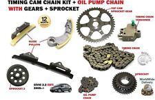 POUR Honda Civic 2.2 CTDI N22A2 05 > chaîne de Distribution Kit + OLIO KIT POMPE