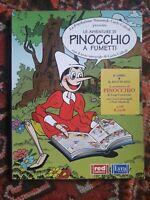 🌈 Le Avventure di Pinocchio A Fumetti Carlo Collodi Red Lyra