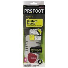 ProFoot Custom Insole With Vita-foam, Women's 6-10 1 Pair