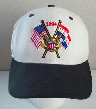 1e0e1966e32d8 New Era Golf Hat White Fitted 7 3 8 USGA Member Embroidered White Hat Cap