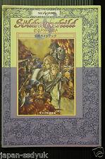JAPAN Book: Soldnerschild Koushiki Guide Book Ayami Kojima Castlevania