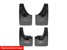 WeatherTech No-Drill MudFlaps for Chevy Colorado ZR2 2017-2018 Full Set