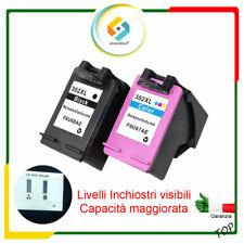 2X Cartucce per HP 302XL Nero e Colore OfficeJet 3800 Series OfficeJet 3830