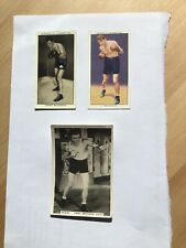 Mitchell - A Gallery Of 1935 1936 - James Braddock  Plus Others