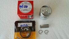 Honda Z50A 1969 TO 1981 ss50  standard piston kit SHORT ROD PRE INSTALLED RINGS