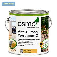 27€/L Osmo 430 Anti-Rutsch 420 410 UV-Schutz Terrassen-Öl farblos 0,75 L 2,5L