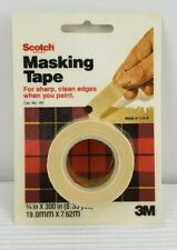 Scotch(R) Vintage Masking Tape, 3/4-Inch x 300 in (8.33 yds)