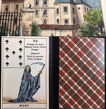 Le Petit Cartomancien LeNormand Fortune Telling Playing Cards 36/36 Grimaud Deck