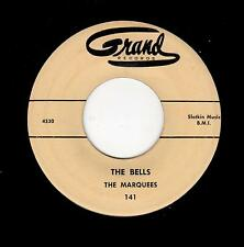 CLASSIC VOCAL GROUP DOOWOP-MARQUEES-GRAND 141-THE BELLS/THE RAIN-THICK ORIGINAL
