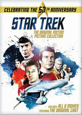 Star Trek: Original Motion Picture Collection DVD