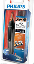 PHILIPS NT3160  Nose Ear Eyebrow Hair Trimmer Shaver No Pulling No Cut Washable