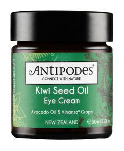 Kiwi Seed Oil Eye Cream - Antipodes - 30ml - Free Shipping