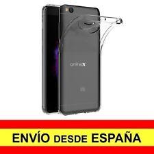 Funda Silicona para XIAOMI REDMI 4X / 4X PRO Carcasa Transparente ¡España! a2651