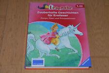 Buch Zauberhafte Geschichten für Erstleser. Ponys, Feen und Prinzessinnen von...