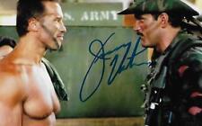 Jesse Ventura auto/signed Predator WWF Running Man Legend Actor Rare COA LOOK!