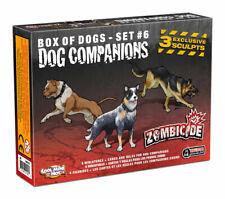 Zombicide: Box of Dogs Companion Dogz (Dogs) Expansion Set #6 COLGUG020