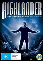 Highlander: The Complete Series: Seasons 1-6 [New DVD] Boxed Set, NTSC