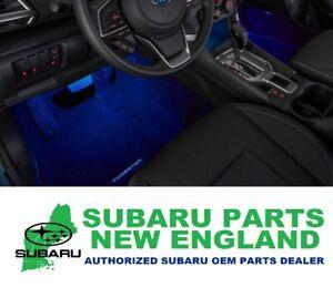Genuine OEM Subaru Footwell Illumination Kit H461SXC101