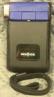 Very Nice Insignia NS-DCC5SR09 Camcorder Blue & black