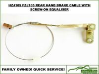 Handbrake Cable Rear suitable for Landcruiser 100 Series HZJ105 FZJ105