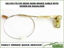 Handbrake Cable Rear suitable for Landcruiser 100 Series HZJ105 FZJ105