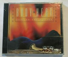 BODY HEAT Jazz At the Movies CD New 1993 Free Shipping SEALED