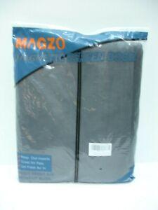NEW MAGZO MAGNETIC SCREEN DOOR FITS DOOR TO 40 X 96 REINFORCED FIBERGLASS MESH